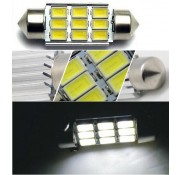 Led Canbus 36mm 9*Led
