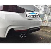 Bmw 4er F32 F33 F36 Performance Diffusor