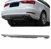 Audi A3 8V Sportback Heckdiffusor