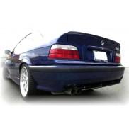 Heckspoiler / -lippe Bmw E36 Coupe