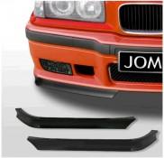 Spoiler Ecken für Stoßstange (Flaps), Front, Bmw 3er E36 Sport Look