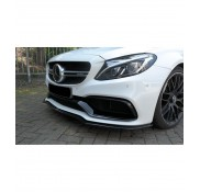 Frontspoilerlippe Mercedes C63 AMG  Coupe C205