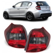 Heckleuchten Bmw 1er E87 Rot Smoke Led