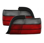 Heckleuchten Bmw 3er M3 E36 Coupe Cabrio Rot Schwarz