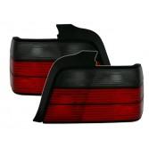 Heckleuchten Bmw 3er M3 E36 Limousine Depo Rot Smoke