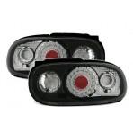 Heckleuchten Mazda MX5 NA Klarglas Schwarz LED