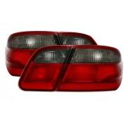 Heckleuchten Mercedes E-Klasse W210 Rot Schwarz