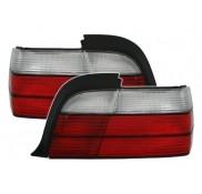 Heckleuchten Bmw 3er M3 E36 Coupe Cabrio Rot Weiss