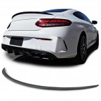 Heckspoiler Heckflügel Mercedes C-Klasse C205 echt Carbon