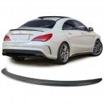 Heckspoiler Heckflügel Mercedes CLA C117 echt Carbon