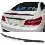 Heckspoiler Heckflügel Mercedes E-Klasse C207 Coupe echt Carbon